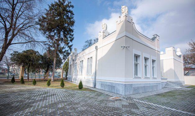 Templul Francmasoneriei din Oradea a fost inaugurat de Ziua Oraşului