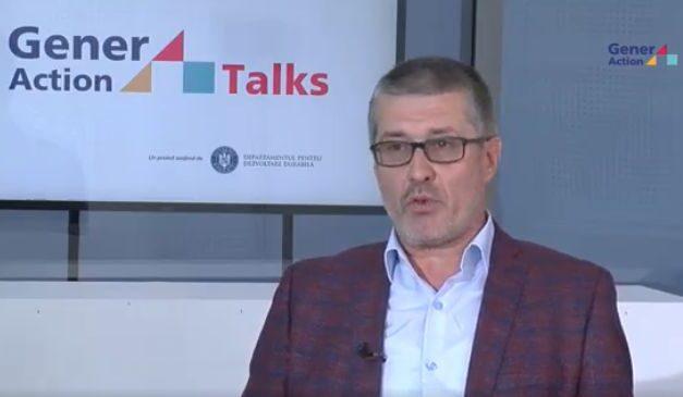 Tiberiu Andrioaiei, vicepreședinte UGIR: În noua dinamică europeană, a investi în mobilitate este un element esențial
